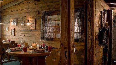 © **** Eiger Selfness Hotel: Restaurant Barry's