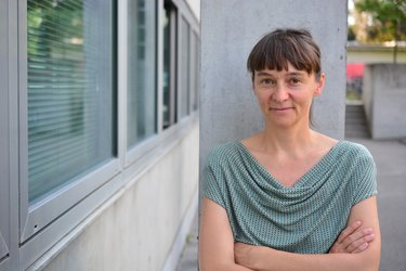 Historikerin Prof. Dr. Caroline Arni (Universität Basel)