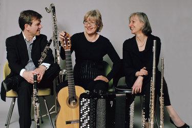 Trio Kaleidoskop: Und sie bewegt sich doch!