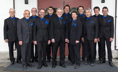 Konzert mit Rheinberger-Messe für Männerchor und Orgel