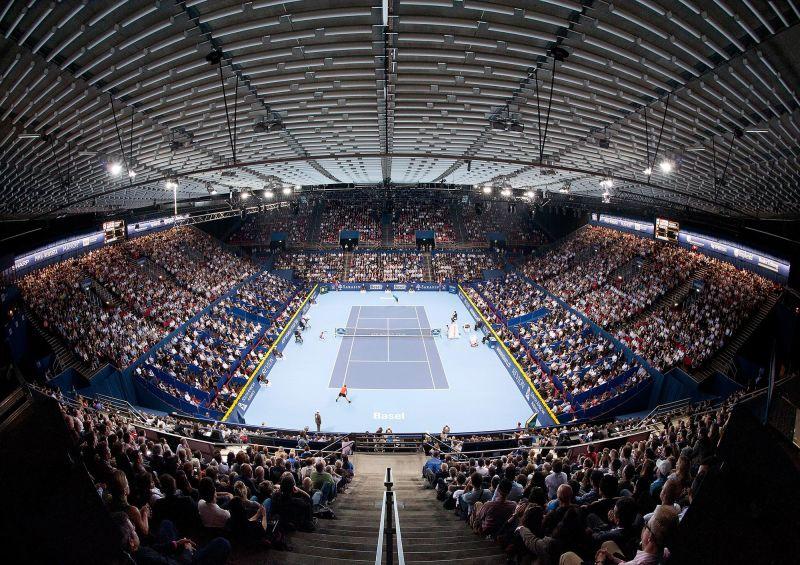 ABGESAGT: Swiss Indoors Basel