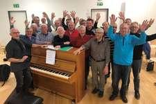 Männerchor Harmonie Mels