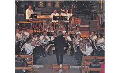 Ein beglückender, musikalischer Abend: Die Brass Band in der heimischen Kirche von Willerzell. Bild René Steiner