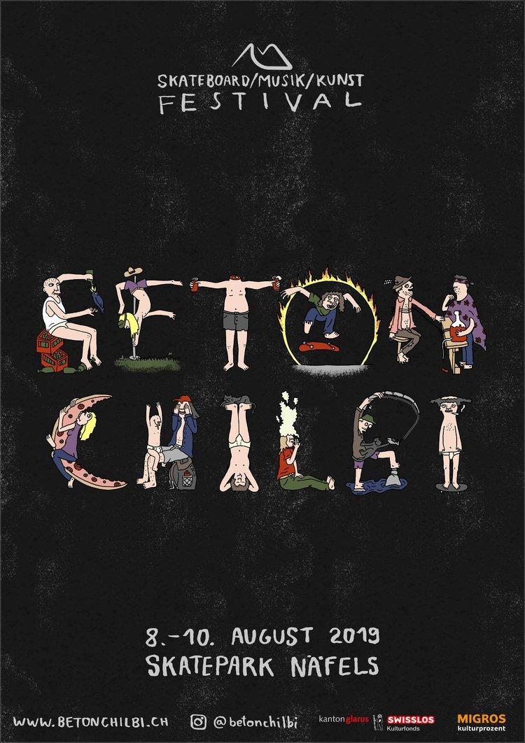 Plakat von Sämi Ortlieb und Silvan Zweifel
