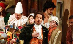 Witz, Frische, Charme und Begeisterung: «Eine Nacht in Venedig» am Theater Arth wusste das Publikum zu überzeugen. Bild Theater Arth/Remo Inderbitzin
