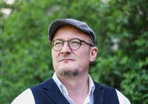 Der Autor Reto Stampfli