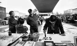 Bei einer Reise durch China schossen Aranka Hartmann und Christian Walker über 1000 Bilder. Daraus wählten sie vier Fotos aus, die sie an der «photo17» ausstellen werden. Bild © wahaphoto