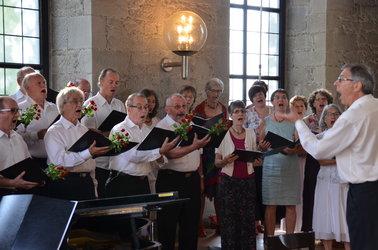 Sommerserenade des Kammerchors Zürcher Oberland