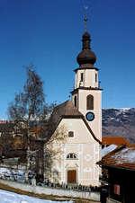 Gottesdienst mit Pfarrer Wini Schäfer