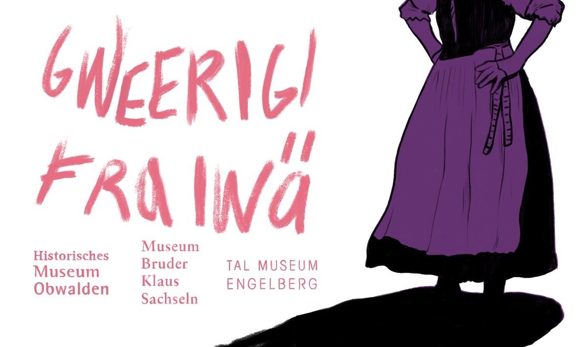 Gweerigi Fraiwä - Eine Demonstration unerhörter Weiblichkeit