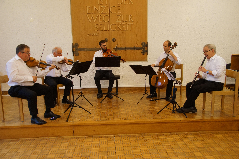 Accento musicale: Festliche Musik z. Neujahr: Mendelssohn & Brahms!