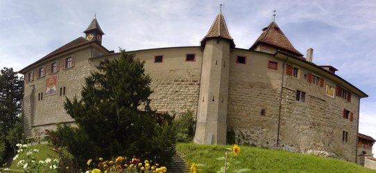 Besuch im Museum Schloss Kyburg