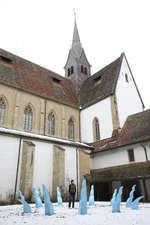 """Ausstellung """"ich bin der Brunnen"""" im Kloster Kappel"""