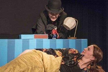Theater Saft - Der kleine Mann