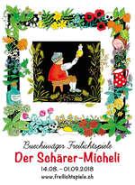 Der Schärer-Micheli - Freilichtspiel 2018 im Bucheggberg