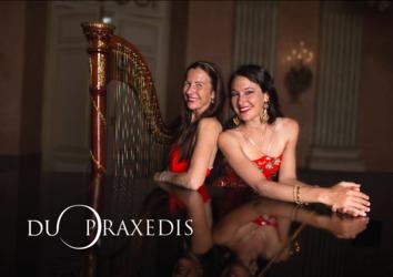 Duo Praxedis Harfe&Klavier - 1