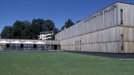 Musée Romain de Vallon (© Musée Romain de Vallon)