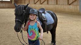Alles rund ums Pferd - Reiten für Kinder