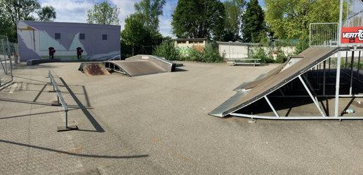 Skatepark Grenchen - 1