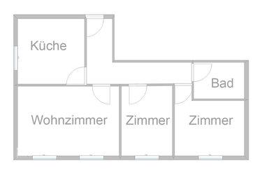 Schwendihaus Grundriss