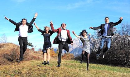 Helvetia Quartett (11.11.18)