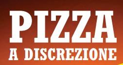 Pizza A Discrezione