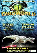 Exposition : Dinoworld !