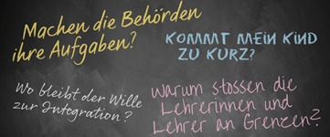 Podiumsveranstaltung: Schule für alle – ein Wagnis?