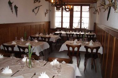 Restaurant Traube - 1