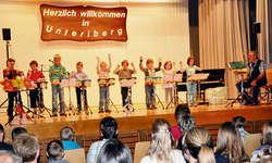 Die Musikschüler wussten zu begeistern. Foto: Kurt Fässler