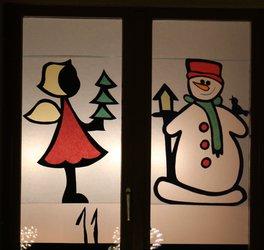 Adventsfensterkalender