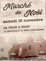Marché de Noël au Noirmont