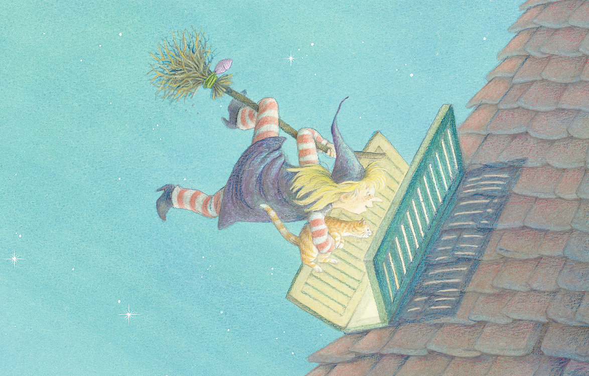 Die neugierige kleine Hexe – Kinderkonzert