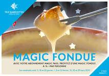 Magic fondue