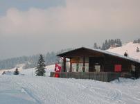 Café Leistkamm, 1268m