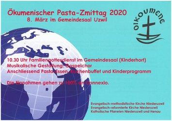 Ökumenischer Pastazmittag - 1