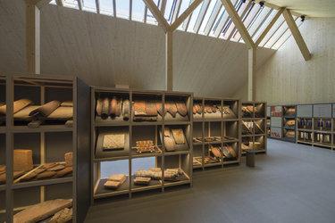 Dauerausstellung, Foto: Alfons Gut, Alfred Müller AG
