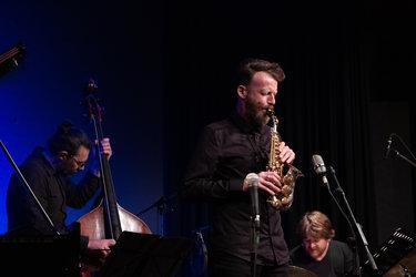 Nicolas Masson im Jazzclub Uster