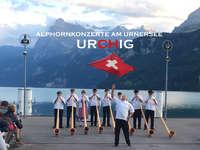 URCHIG - Alphornkonzert am Urnersee