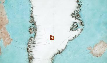 Grönlandkarte, The Royal Danish Library, 1906