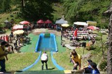 Waterslide Simplon