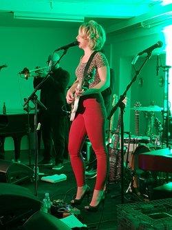 Blues Night in der Linthkraft Lounge überrascht - 1