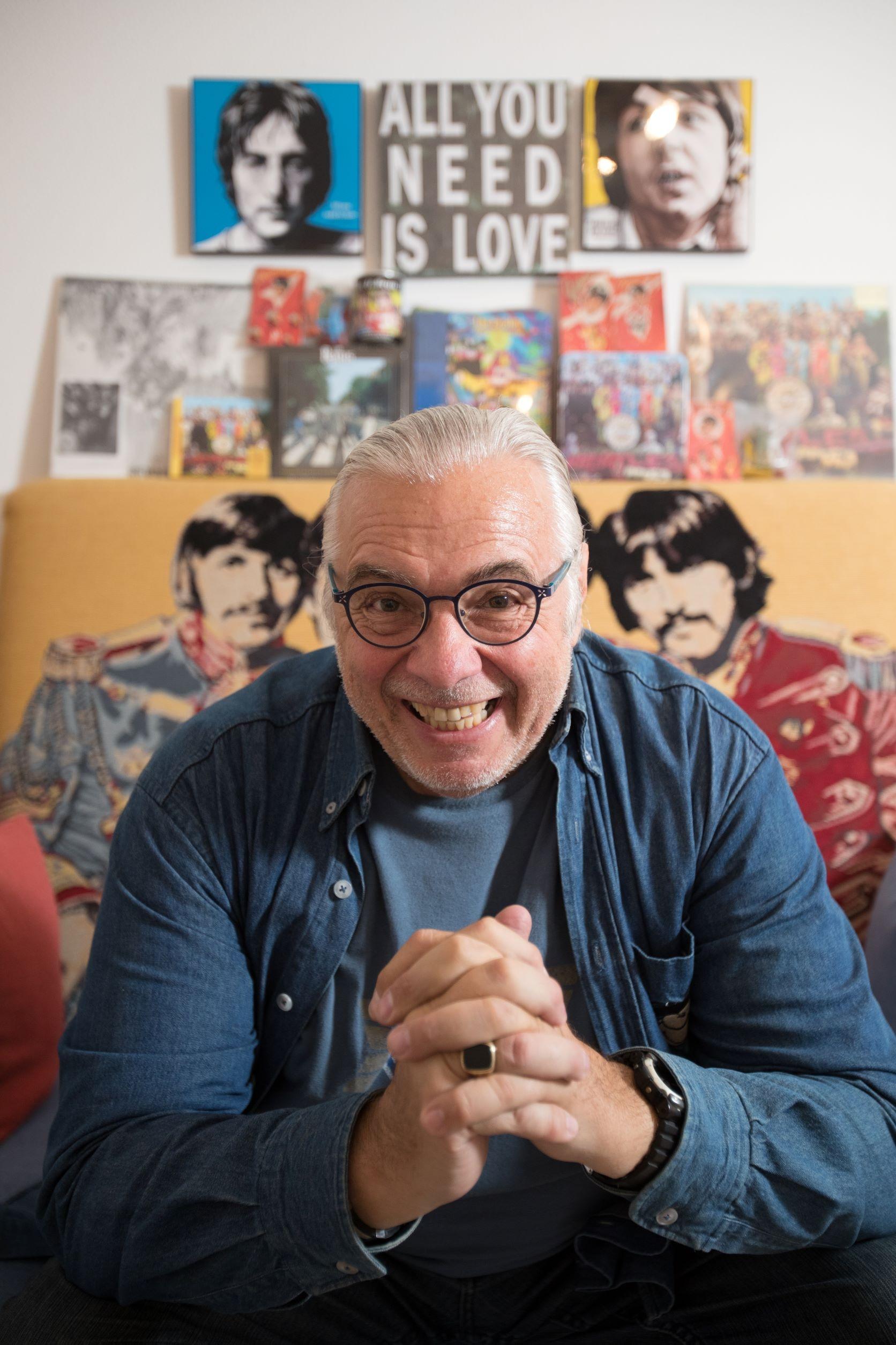 Oldies mit DJ Michel Richter