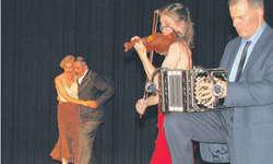 Beim Tango formen und inspirieren sich Musik und Tanz gegenseitig. Bild Heidi Peruzzo