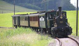 Dampfbahn-Fahrten und Zeitreise