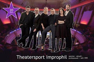 20 Jahre Theatersport Improphil