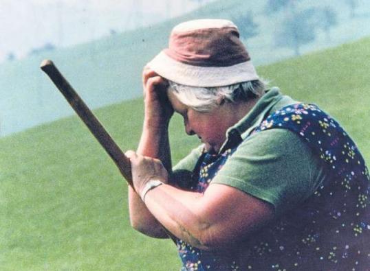 Trudi Hegglin führt ein einfaches Leben. Erich Langjahr hat sie für «Ex Voto» in ihrem Alltag begleitet. (Bild PD)