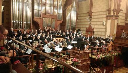 Konzert «Messiah» von G. F. Händel