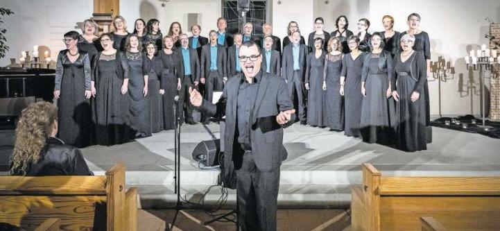 Besonders die Klassiker «Guggisberglied», «Ave Maria» und «Halleluja» haben das Publikum begeistert. (Bild PD)