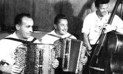 Das legendäre Echo vom Kinzig mit (v. l.) Josef Imholz, Max Gisler und Walter Gerig, das während rund 60 Jahren erfolgreich unterwegs war. Bild zvg